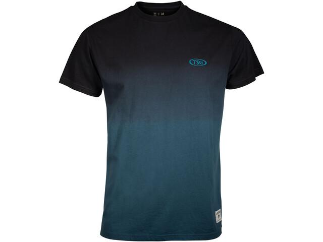 TSG Jungle Fade T-Shirt Heren zwart/petrol
